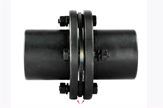 膜片联轴器安装间隙图片