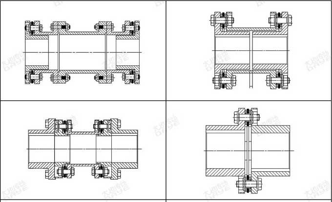 联轴器膜片1