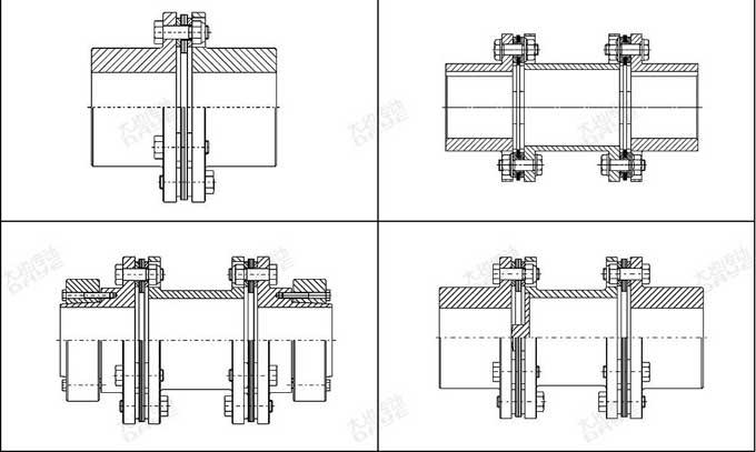 联轴器膜片2
