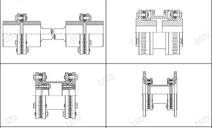 联轴器膜片3